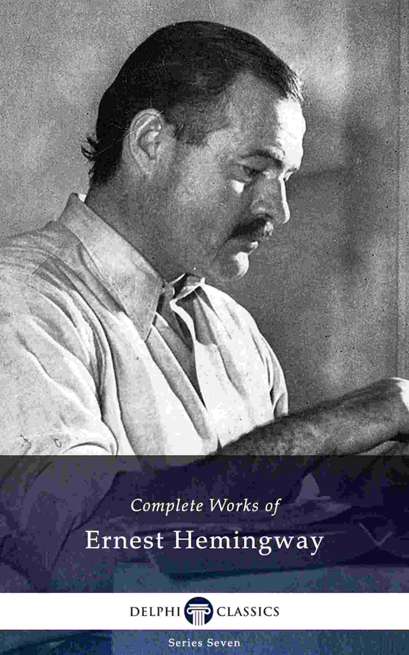 an overview of the work by ernest hemingway an american writer The old man and the sea, written by ernest herningway, is the last major work by the american writer, and illustrates perseverance it tells the story of an old fisherman, and a giant marlin in the deep gulf stream.